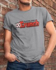 Cleveland Crunch Classic T-Shirt apparel-classic-tshirt-lifestyle-26