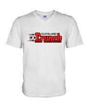 Cleveland Crunch V-Neck T-Shirt thumbnail
