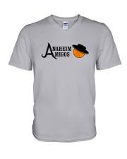 Anaheim Amigos V-Neck T-Shirt thumbnail