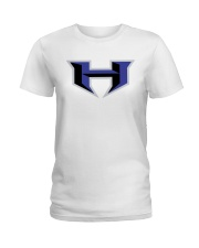New York - New Jersey Hitmen Ladies T-Shirt thumbnail
