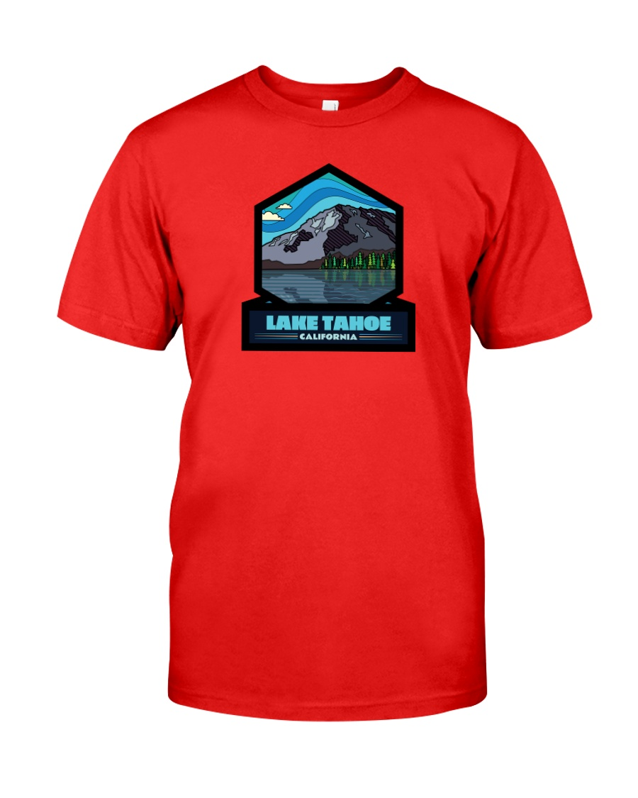 Lake Tahoe - California Classic T-Shirt