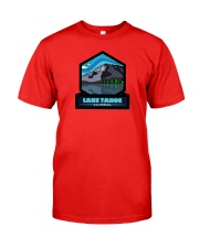 Lake Tahoe - California Classic T-Shirt front