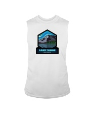 Lake Tahoe - California Sleeveless Tee thumbnail