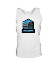 Lake Tahoe - California Unisex Tank tile