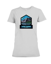 Lake Tahoe - California Premium Fit Ladies Tee thumbnail