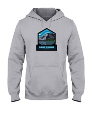 Lake Tahoe - California Hooded Sweatshirt thumbnail