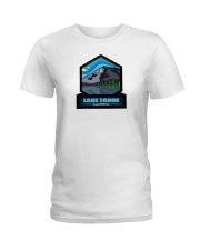 Lake Tahoe - California Ladies T-Shirt thumbnail