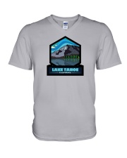 Lake Tahoe - California V-Neck T-Shirt thumbnail