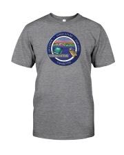 Yolo County - California Classic T-Shirt front