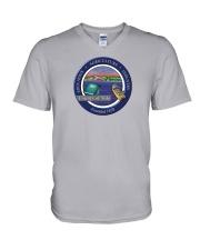 Yolo County - California V-Neck T-Shirt thumbnail
