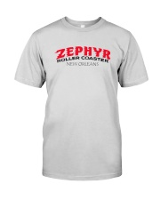 Zephyr Roller Coaster - New Orleans Louisiana Premium Fit Mens Tee thumbnail