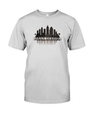 The San Diego Skyline Premium Fit Mens Tee tile