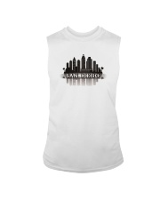 The San Diego Skyline Sleeveless Tee tile