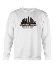 The San Diego Skyline Crewneck Sweatshirt tile