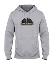The San Diego Skyline Hooded Sweatshirt tile