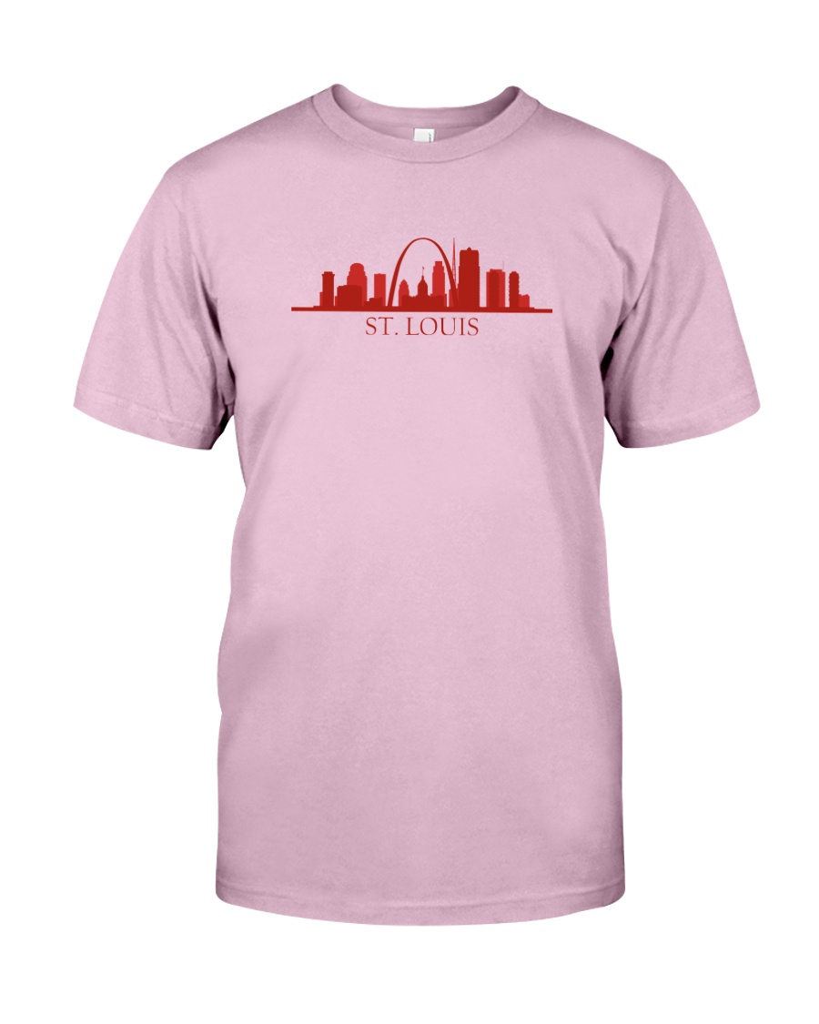 The St Louis Skyline Classic T-Shirt