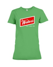 Walter's Beer Premium Fit Ladies Tee thumbnail