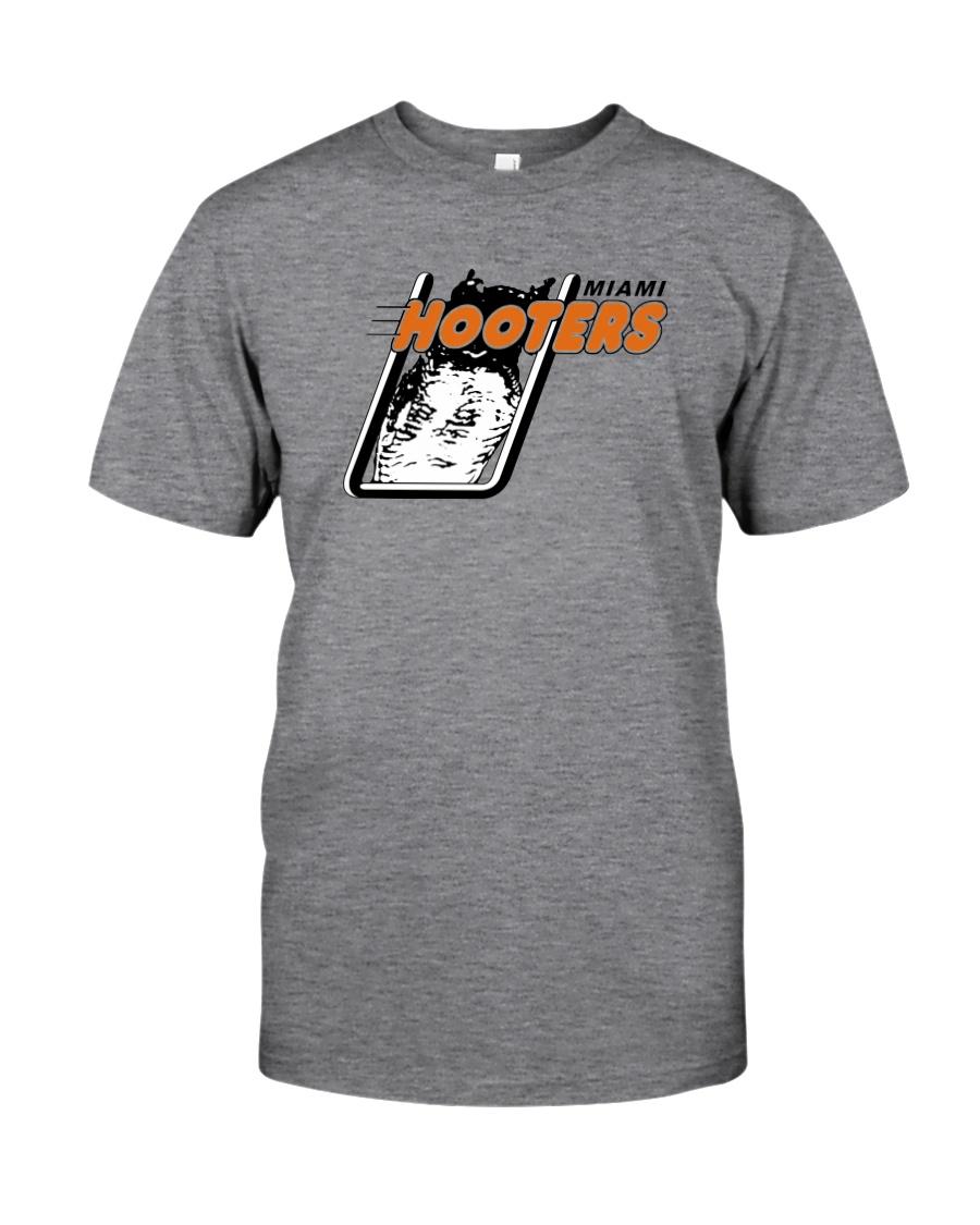 Miami Hooters Classic T-Shirt