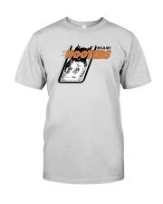 Miami Hooters Premium Fit Mens Tee thumbnail