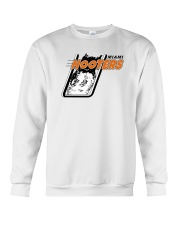 Miami Hooters Crewneck Sweatshirt thumbnail