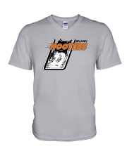 Miami Hooters V-Neck T-Shirt thumbnail
