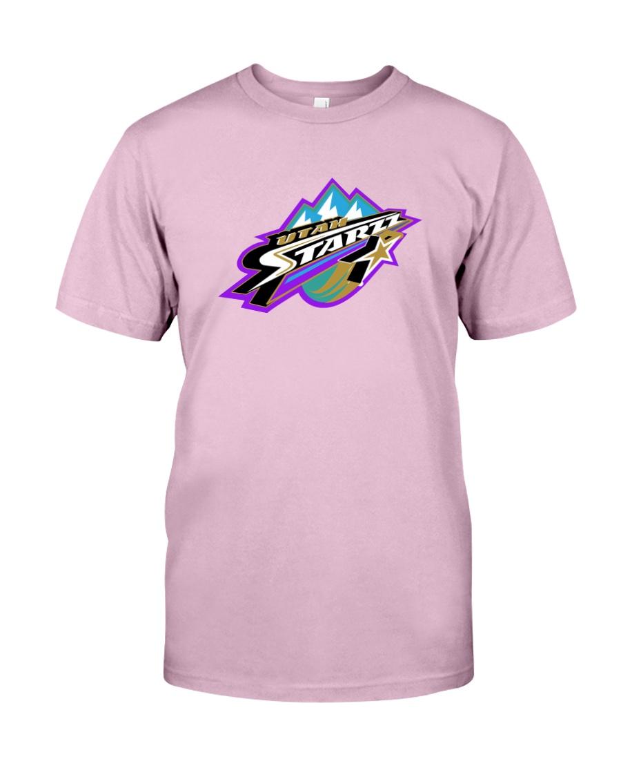 Utah Starzz Classic T-Shirt