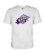Utah Starzz V-Neck T-Shirt thumbnail