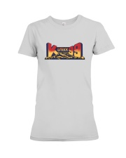 WRKK K99 - Birmingham Alabama Premium Fit Ladies Tee thumbnail