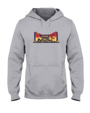WRKK K99 - Birmingham Alabama Hooded Sweatshirt thumbnail
