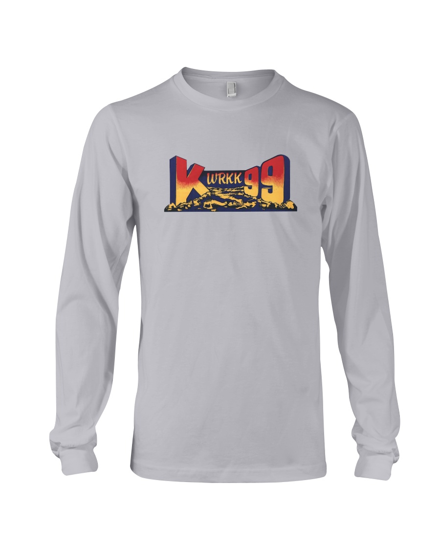 WRKK K99 - Birmingham Alabama Long Sleeve Tee