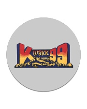 WRKK K99 - Birmingham Alabama Circle Coaster thumbnail