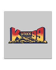 WRKK K99 - Birmingham Alabama Square Coaster tile