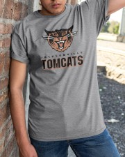 Jacksonville Tomcats Classic T-Shirt apparel-classic-tshirt-lifestyle-27