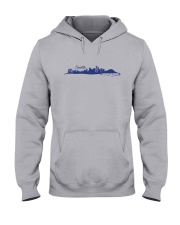 The Seattle Skyline Hooded Sweatshirt thumbnail