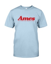 Ames Department Stores Classic T-Shirt front