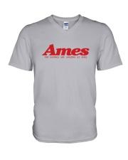 Ames Department Stores V-Neck T-Shirt thumbnail