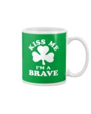 Kiss Me I'm a Brave Mug thumbnail