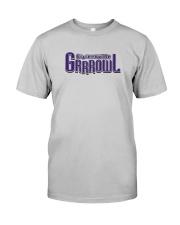 Grrreenville Grrrowl Classic T-Shirt front
