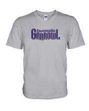 Grrreenville Grrrowl V-Neck T-Shirt thumbnail