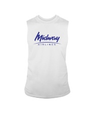 Midway Airlines Sleeveless Tee thumbnail