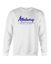 Midway Airlines Crewneck Sweatshirt tile