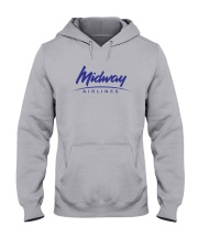 Midway Airlines Hooded Sweatshirt tile