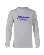 Midway Airlines Long Sleeve Tee tile