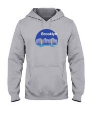 The Brooklyn Skyline Hooded Sweatshirt thumbnail