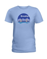 The Brooklyn Skyline Ladies T-Shirt thumbnail