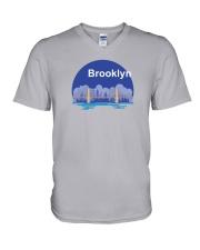 The Brooklyn Skyline V-Neck T-Shirt thumbnail