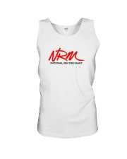 National Record Mart Unisex Tank thumbnail