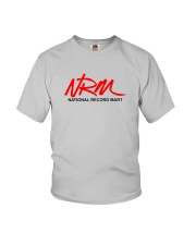 National Record Mart Youth T-Shirt thumbnail
