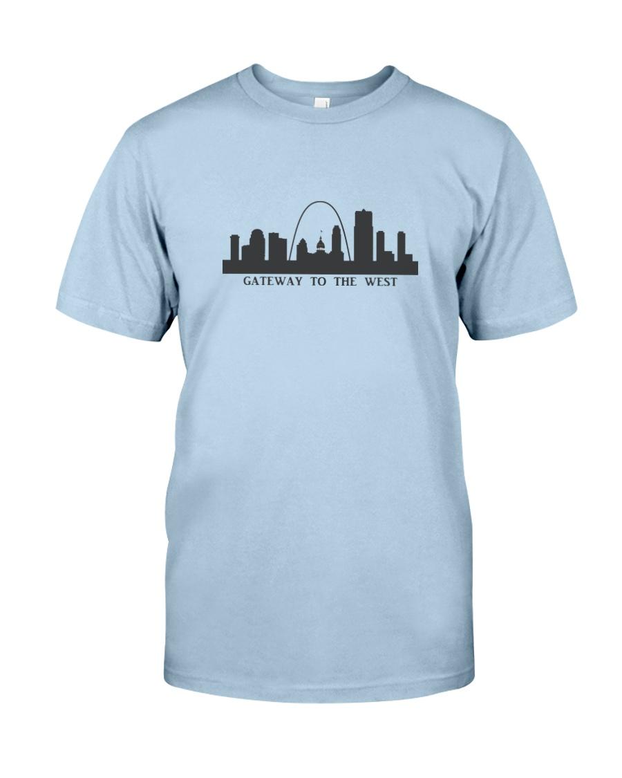 The St Louis Skyline Classic T-Shirt