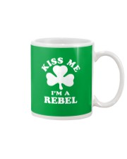 Kiss Me I'm a Rebel Mug thumbnail